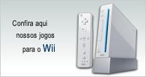 Confira aqui nossos jogos para Wii